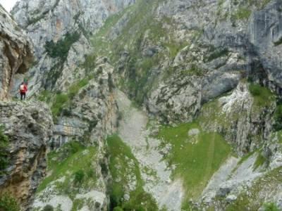 Ruta del Cares - Garganta Divina - Parque Nacional de los Picos de Europa;ruta del cares